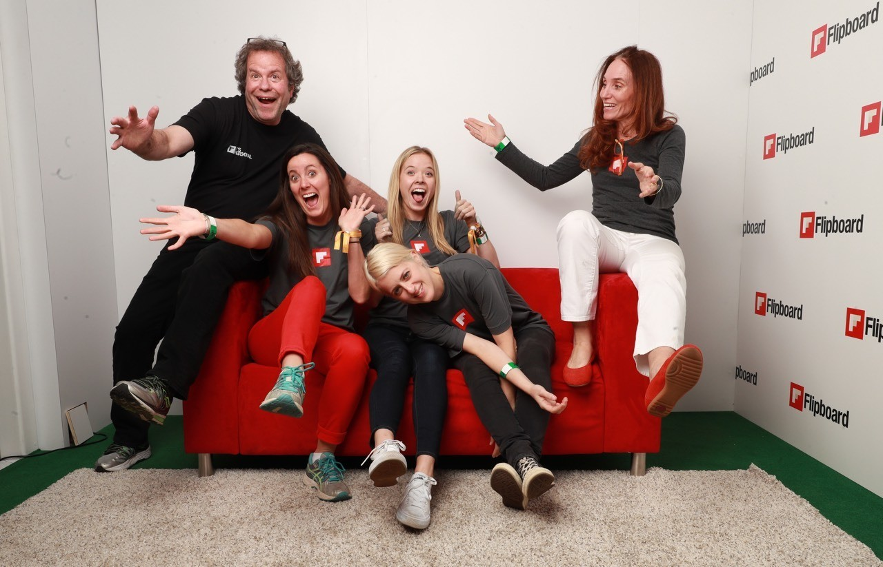 Flipboard team!