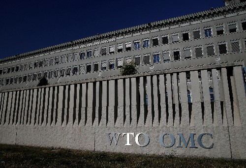 China says regrets WTO panel ruling on grain import quotas