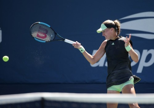 WTA roundup: Mladenovic upsets Svitolina to reach Zhengzhou semis