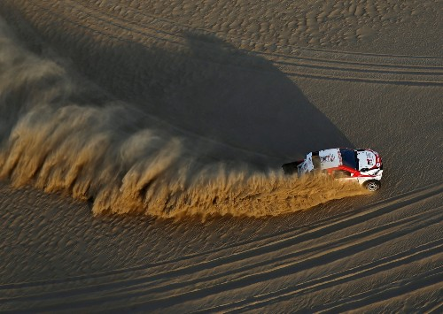 Early Stages of Dakar Rally 2019 in Pictures