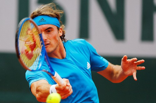 Tennis: Tsitsipas's love for clay goes a long way back