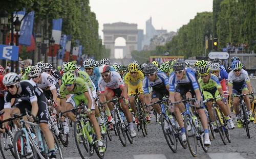 5 Topics for…Tour de France