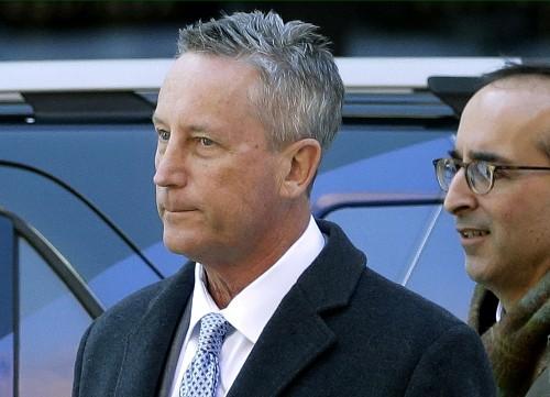 Ex-tennis club chief pleads guilty in college bribery case