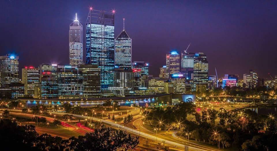 I love this city. Perth W.A.