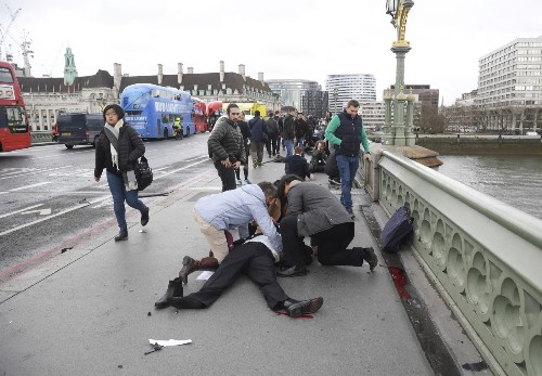 Deadly Attack at Parliament: Pictures