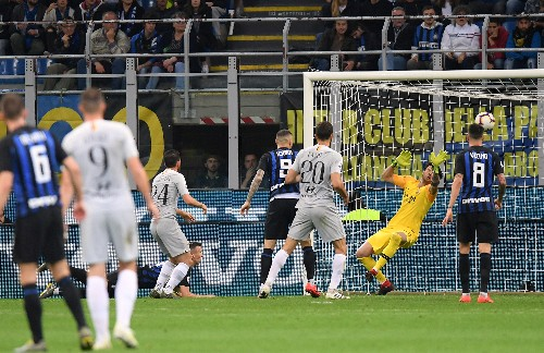 Soccer: Perisic makes Inter's point in key Champions League battle