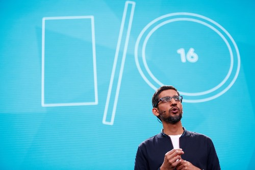 Google I/O 2016 Opens: Pictures
