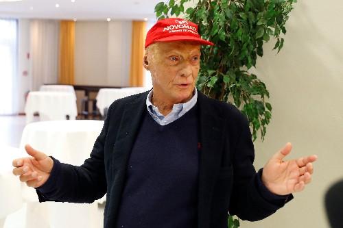 Former F1 champion Niki Lauda dead at 70