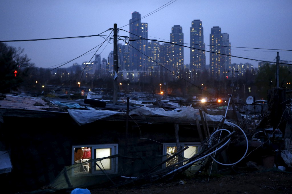 Lost Seoul: South Korean middle-class dreams spoiled by soaring house prices
