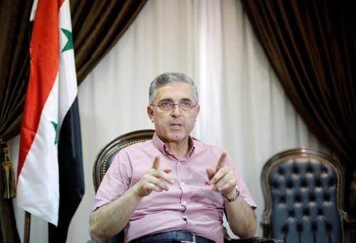 Syria says U.S. halting aid to rebels is step toward ending war