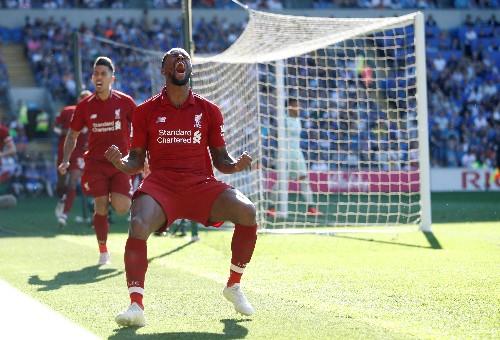 Soccer: Liverpool's halftime chat inspired key Wijnaldum goal