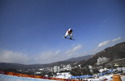 Chloe Kim, Shaun White Crush It on Day 4 at the Olympics: Pictures