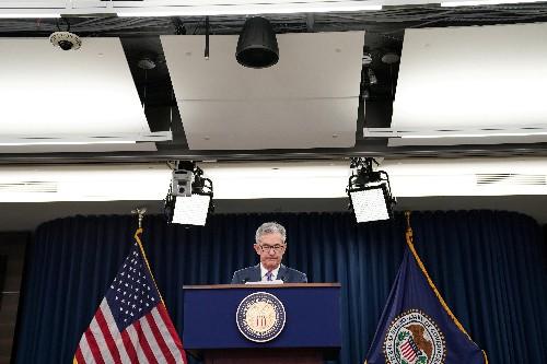 Fed-Chef Powell sieht US-Wirtschaft in günstiger Lage