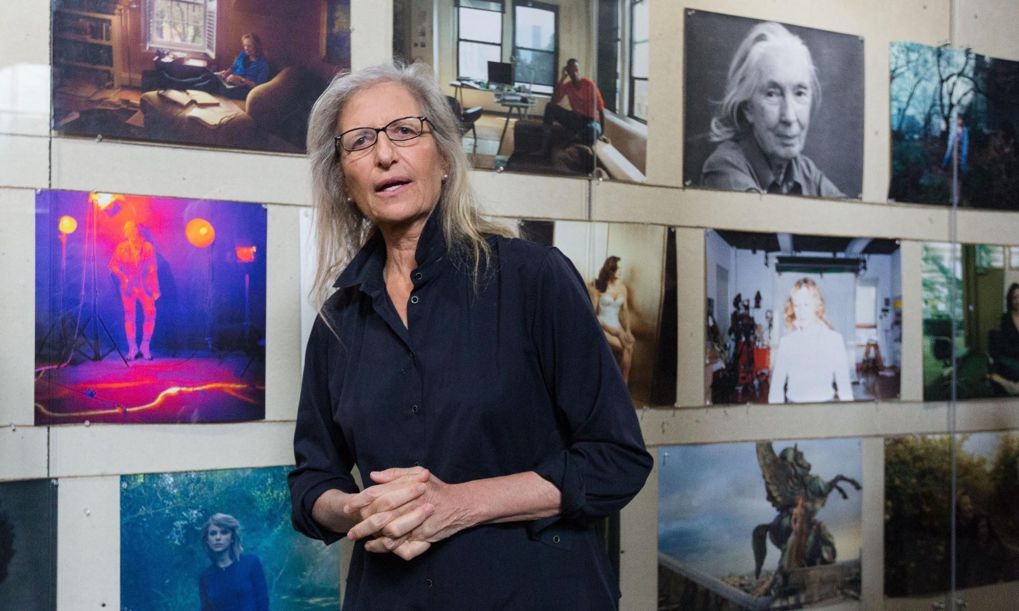 Annie Leibovitz: latest show explores women as 'whole human beings'