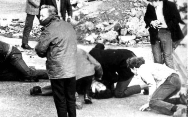 Bloody Sunday: British soldier arrested by detectives investigating shootings