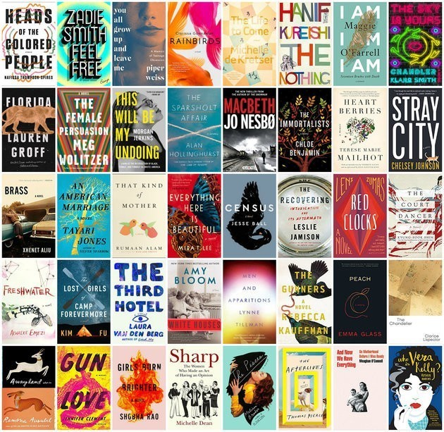 60 Books We Can't Wait To Read In 2018