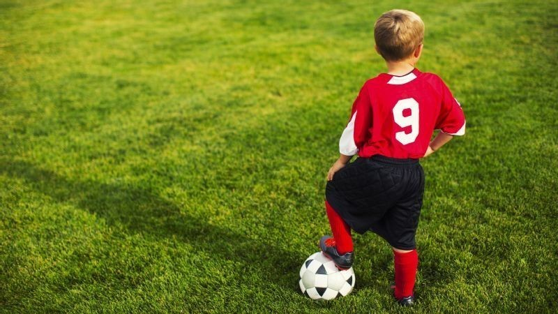 Winning By Losing: Lessons In Resiliency At A First-Grade Soccer Game