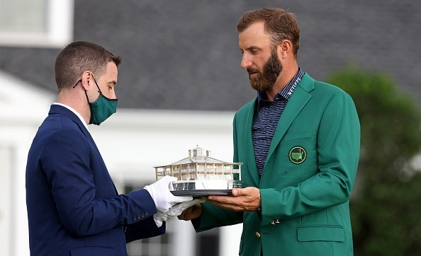 Scenes From The Green: The 2020 Masters Tournament Wraps Up