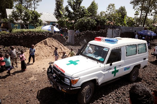 Ebola appears contained in Goma, but flares in other parts of Congo: WHO