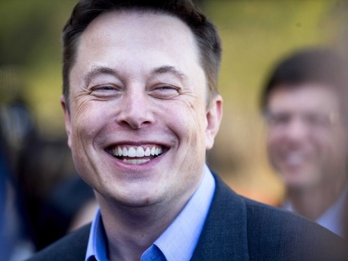 Elon Musk believes the Model X will double Tesla's sales