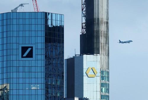 Deutsche Bank et Commerzbank renoncent à envisager une fusion