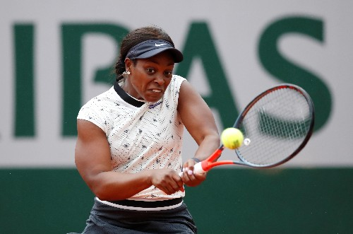 Tennis: Stephens fully committed to new coach at Roland Garros