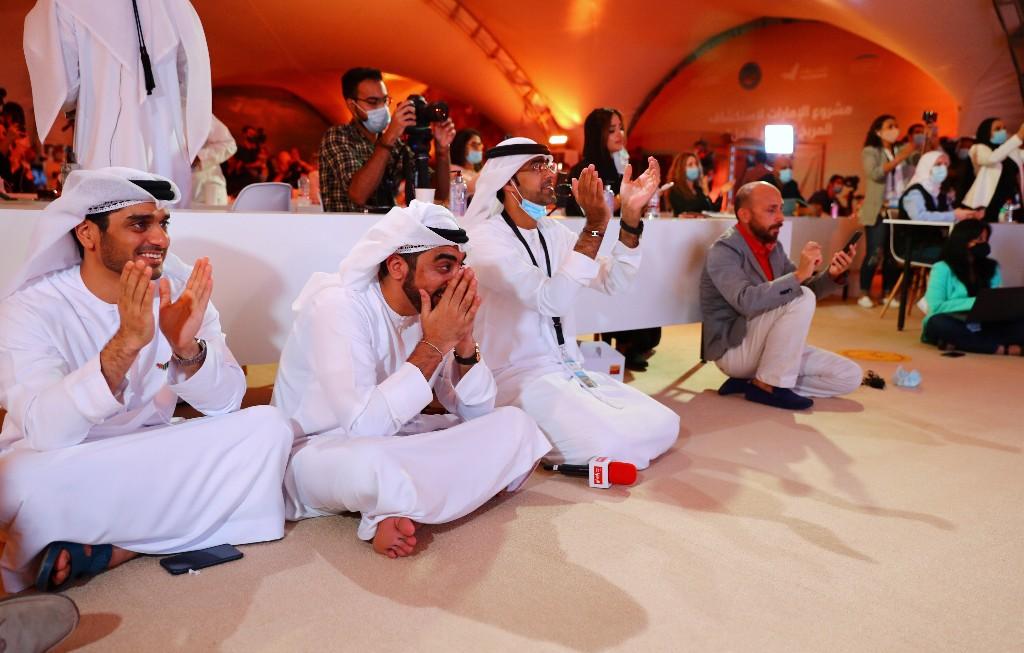 إطلاق مسبار الأمل الإماراتي من اليابان في رحلة للمريخ