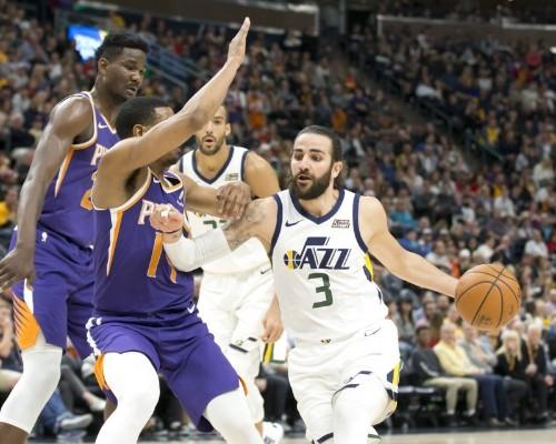 NBA roundup: Jazz top Suns despite Booker's 59