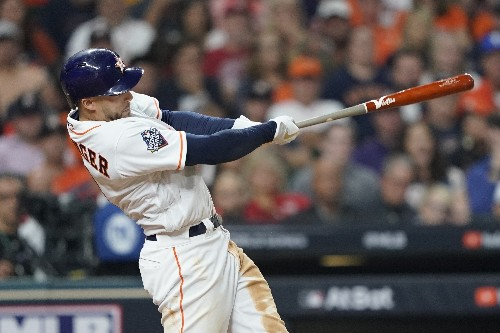 Astros avoid arbitration with Springer amid scandal