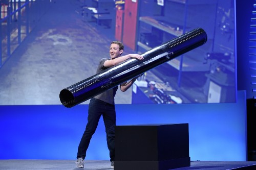 Facebook F8 Developers Conference in Pictures