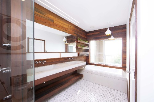 Articles about modern bathroom renovation san francisco on Dwell.com