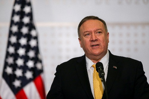 U.S. House committee says Pompeo agrees to testify on Iran, Iraq policy