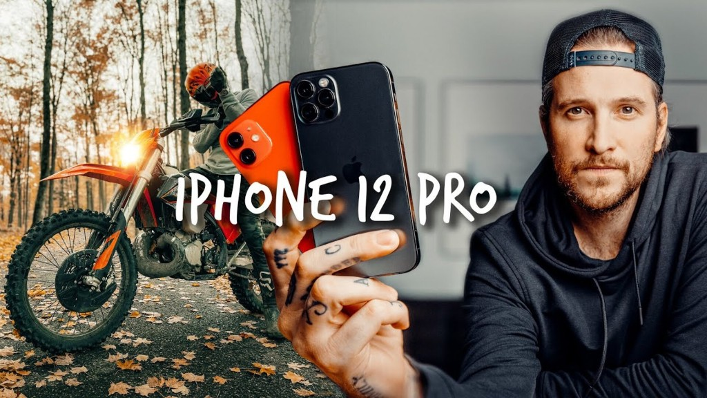 iPhone 12 Pro CAMERA TEST! Is this the BEST Camera of 2020!
