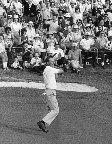 Arnold Palmer: A Life in Pictures