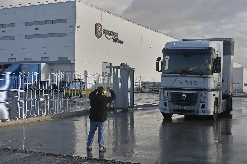 Amazon staff in Europe protest to coincide with Black Friday