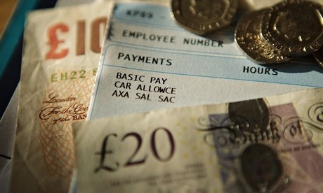 Advertised UK salaries rise for first time since crisis, jobs website finds