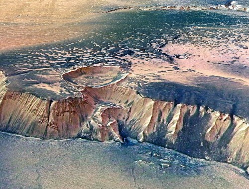 The Landscape of Mars: Pictures