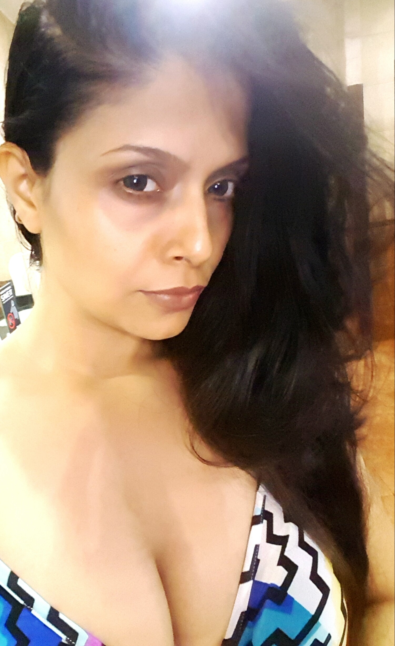 Gulshan sharma is looking very hot even without makeup face n with sexy body.