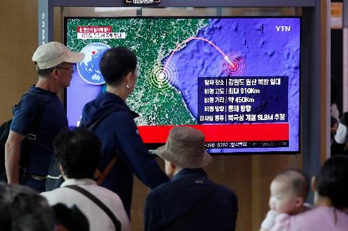 Explainer: North Korea's suspected submarine missile 'pushes the envelope'
