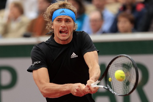Tennis: Zverev keeps it simple after first-round scare