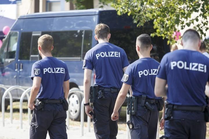 """""""Araber und Türken, frech wie Sau"""": Dieser Audio-Mitschnitt der Polizei Berlin ist echt"""