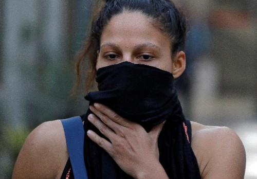 مشاركات في بطولة عالمية للملاكمة يضعن أقنعة بسبب التلوث في الهند