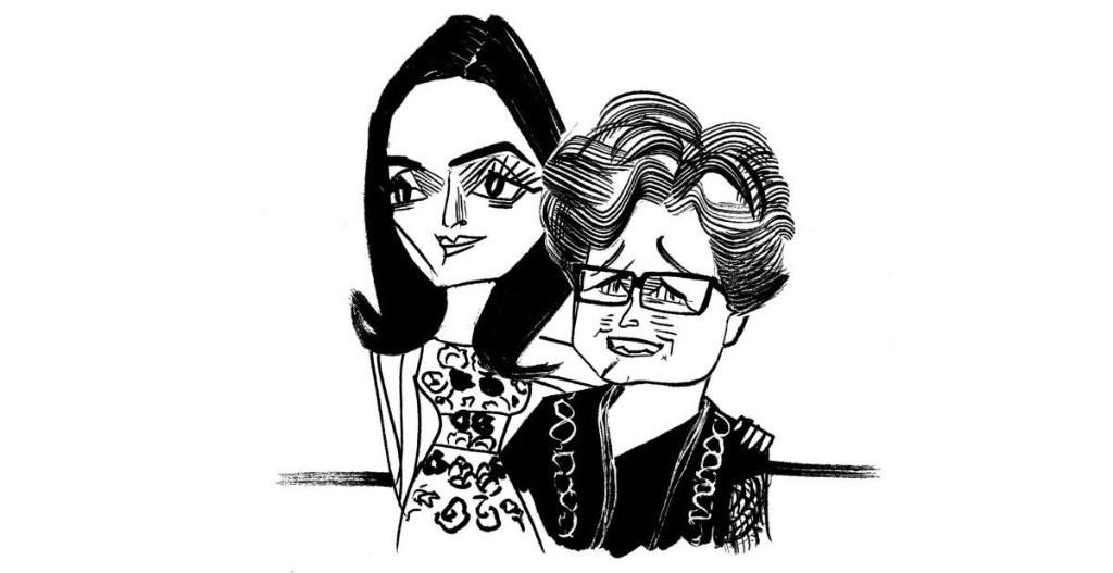Rachel Weisz and Deborah Lipstadt