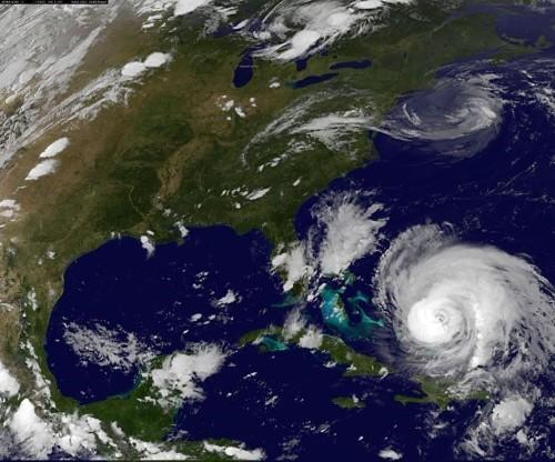 بيان: الإعصار ماريا سيتحول إلى عاصفة مدارية يوم الثلاثاء