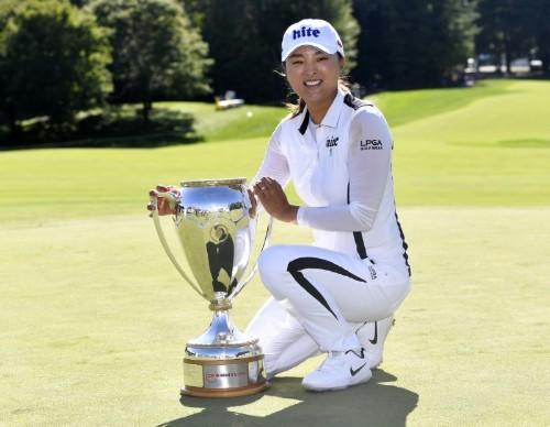Golf: Ko gets fourth win of year with five-shot runaway in Canada