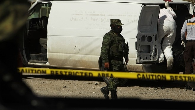 New cartel emerges in Mexico as government dismantles larger drug gangs