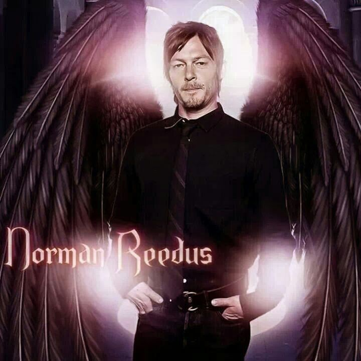 I love this pic of Norman