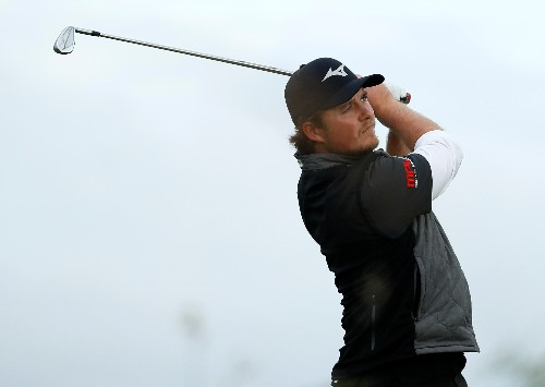 Pepperell makes watery exit after Tin Cup moment