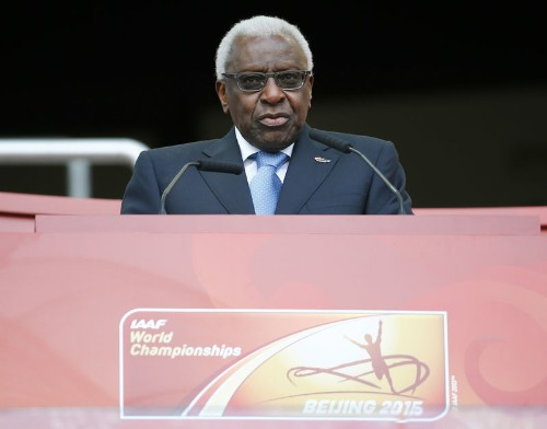 Athletics: French prosecutor calls for Diack to stand trial - source