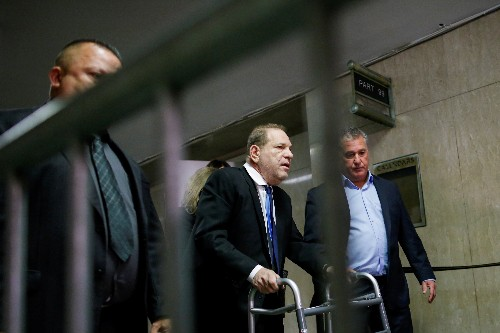 Harvey Weinstein reaches tentative $25 million settlement with accusers: NY Times